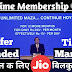 Reliance Jio Offer Extended Till 31st March/2018 - Jio Prime Membership Offer