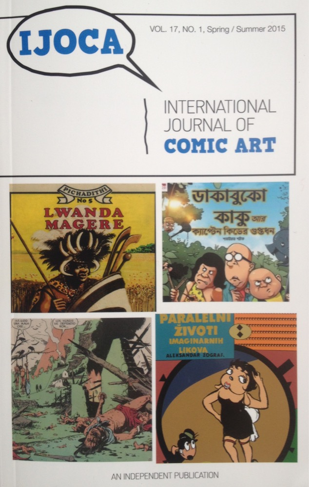 International Journal of Comic Art