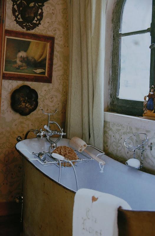 Vignette Design More Romance In The Bathroom Copper And