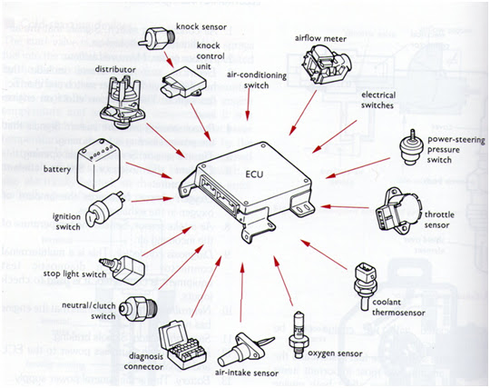 hero glamour photos auto electrical wiring diagramjosh williams fuels blog sensors in relation to the ecu