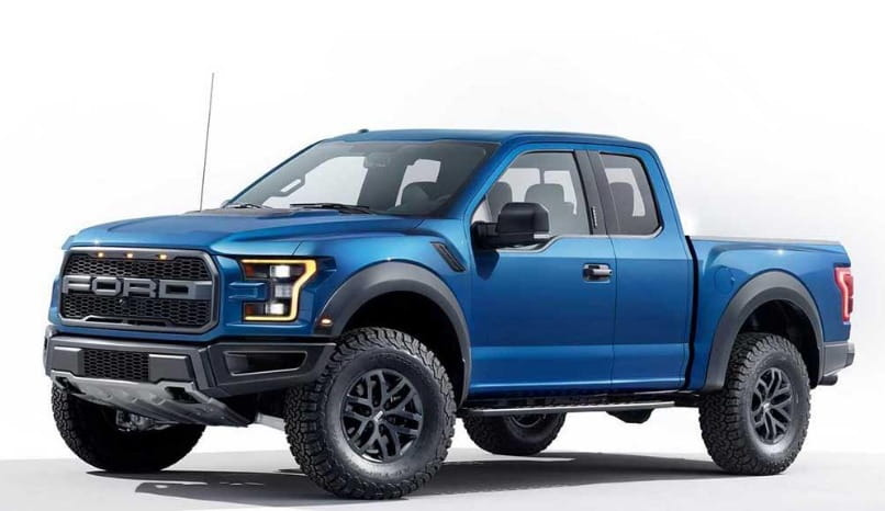 2019 Ford Raptor V8 Option Price