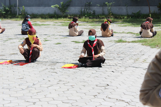 Rover Ranger Challenge di STKIP Ponorogo