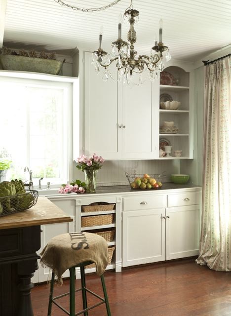 French Cottage Kitchen - FRENCH COUNTRY COTTAGE
