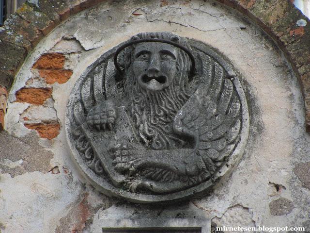Венецианский лев - Котор, Черногория