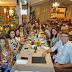 Show do saxofonista Di Gasparoto no Caleche Restaurante