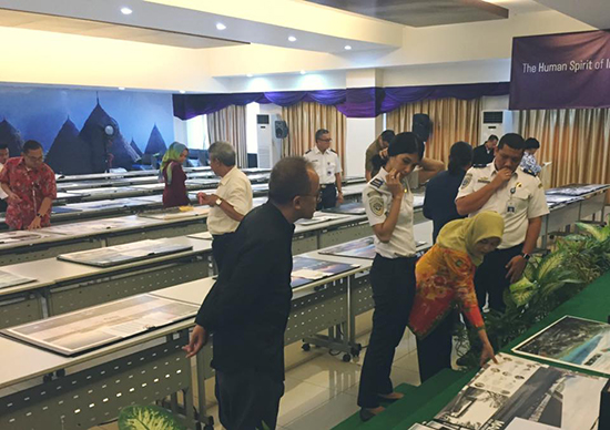 pemenang Sayembara Desain Bandar Udara Nusantara