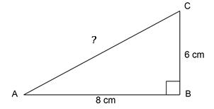 Contoh Soal Pythagoras (Pitagoras) dan Penyelesaiannya: