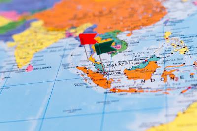itinerari liburan bangkok singapore