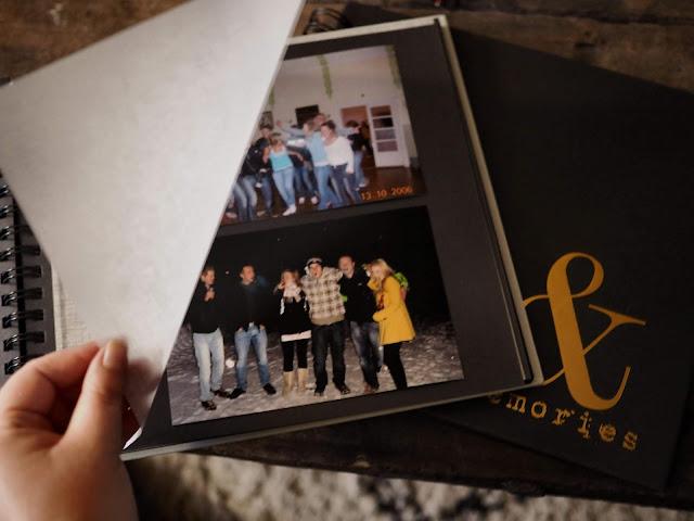 Valokuvat albumiin