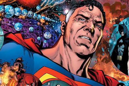 Superman (Kal-L), Sang Man of Steel Versi Earth-2 DC