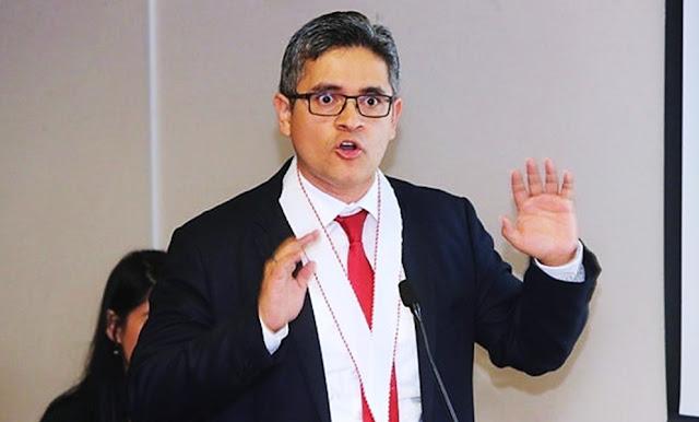 Fiscal José Domingo Pérez habría cometido plagio en su tesis de maestría
