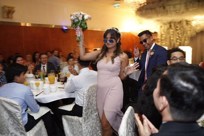 Villa Capri Restaurant Cabramatta Reception