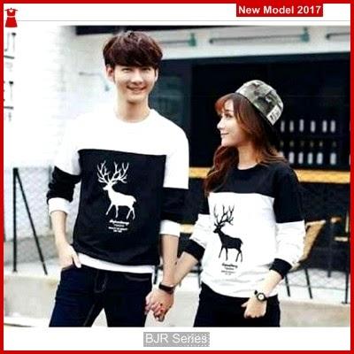 BJR023 Pakaian H Baju Couple Moose Murah Grosir BMG