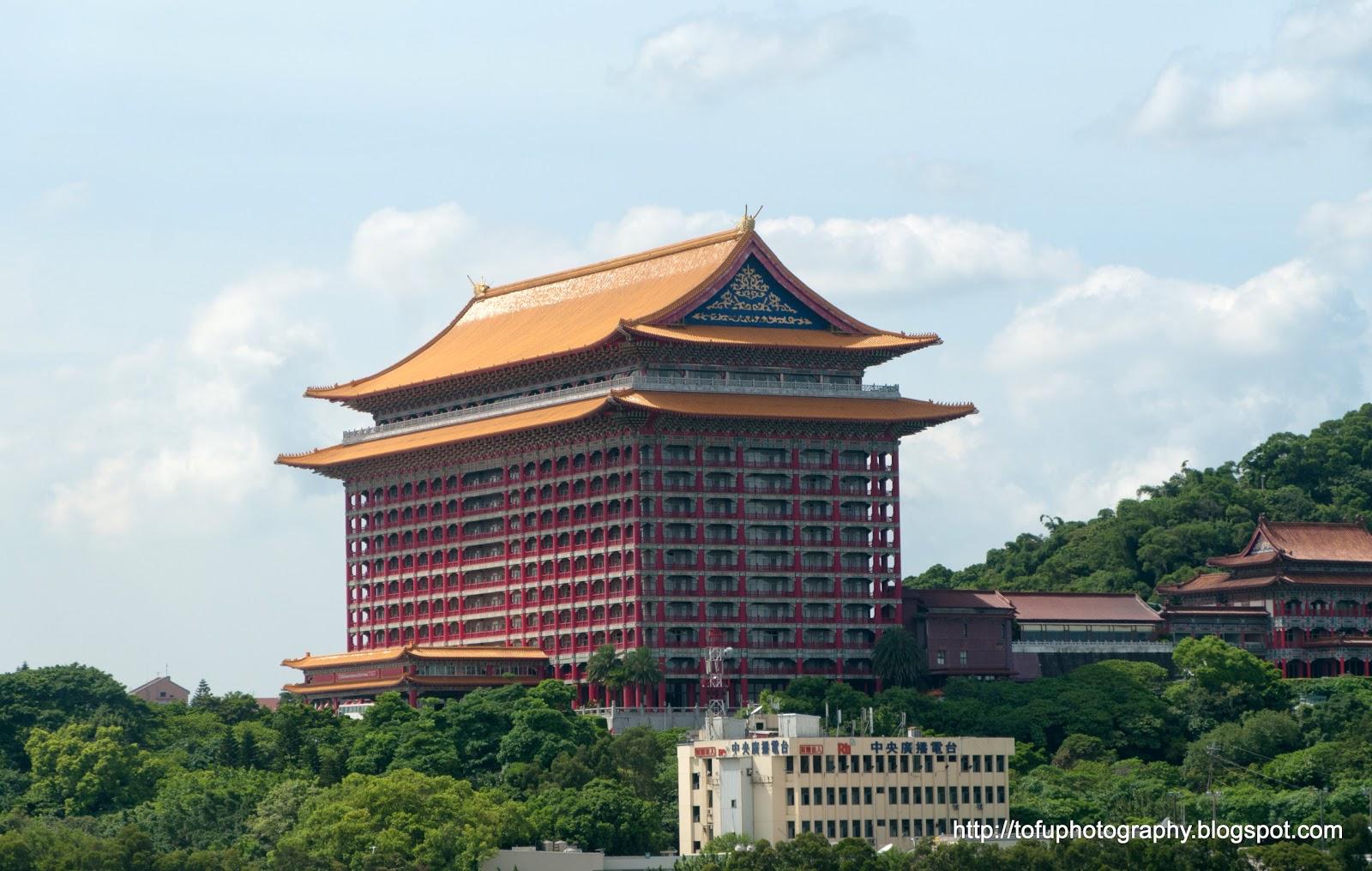 Tofu Photography: Grand Hotel. Taiwan