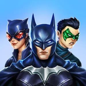 DC Legends 1.17.2 Mod Apk [Instant Win]