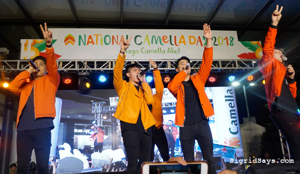 National Camella Day - Camella Homes - Iloilo real estate - Vista Mall Iloilo - Vista Land - BoyBandPH