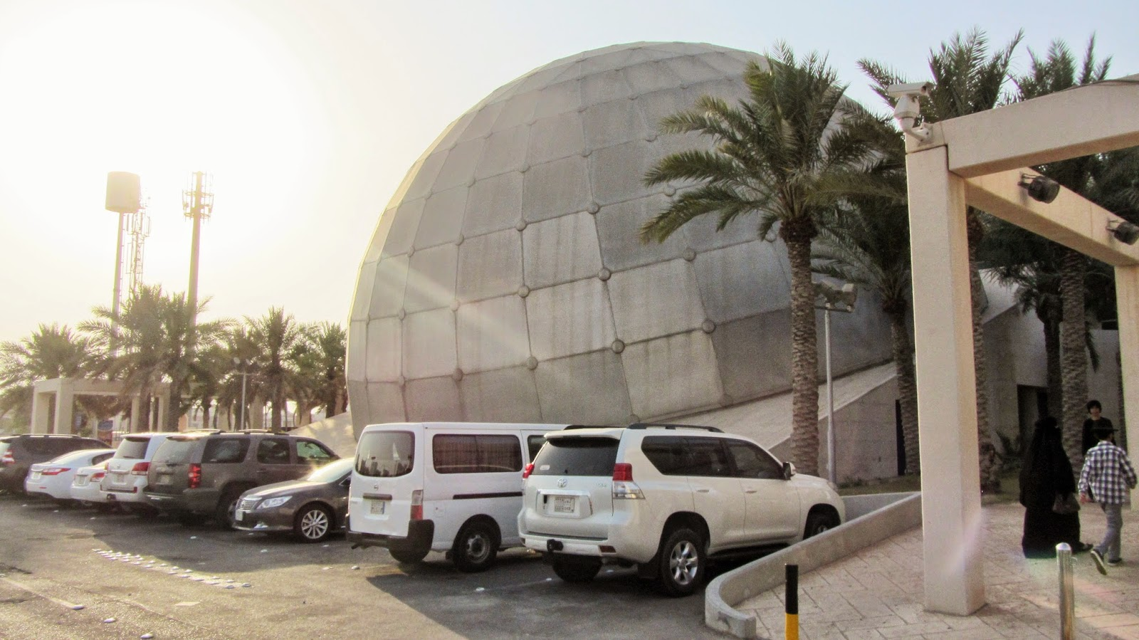 Scitech Al-Khobar Saudi Arabia IMAX theater blog