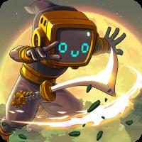 Tải Game Ninja Dash Ronin Jump RPG Hack Full Tiền Vàng, Kim Cương
