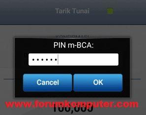 Cara Mudah Tarik Tunai Uang Di ATM BCA Tanpa Kartu ATM