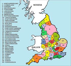 Cartina Gran Bretagna Regioni.Chi Viaggia Impara Immagini Dal Mondo Regno Unito Inghilterra F