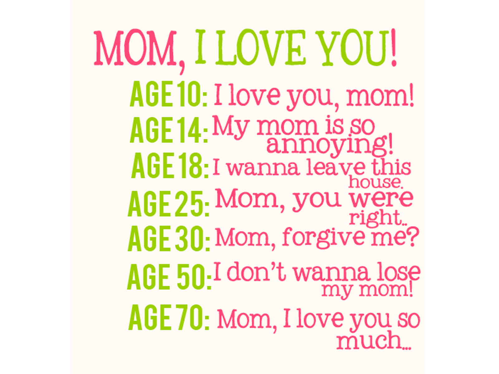 Mom Quotes: HD Wallpapers: Happy Mother's Day Quotes