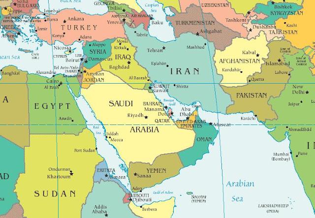 O quebra-cabeça sírio-iraquiano