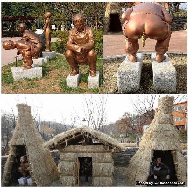 Toilet Theme Park