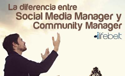 Diferencia Entre el Social Media Manager y Community Manager