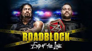 WWE Roadblock-End Of The Line (2016) Download 500mb PPV HD