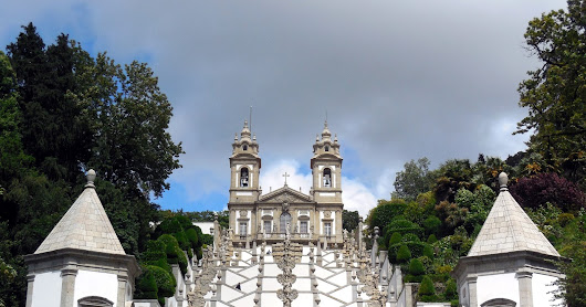 The Pilgrim's Steps: Life, Death, and the Afterlife in Porto and Braga