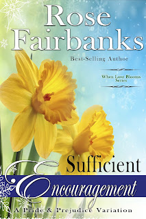 Book cover - Sufficient Encouragement by Rose Fairbanks