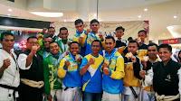 Tak Pasang Target, Cabor Kempo Kobi Justru Sabet 4 Medali Emas