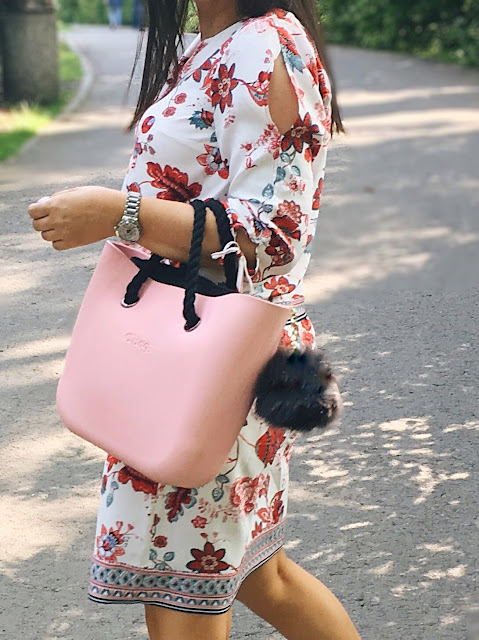 Floral dress - Look of the day (30)