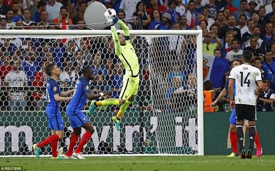 Chiến thắng sẽ thuộc về đội Đức hay Pháp?