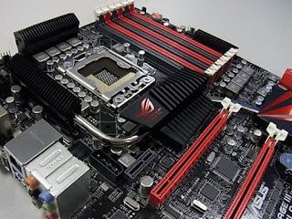 merk dan tipe motherboard
