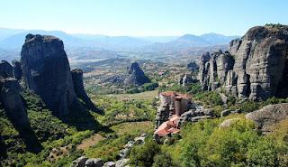 Metéora, Yunani