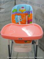 Baby High Chair Care Dodo HC51 Euro-Cart