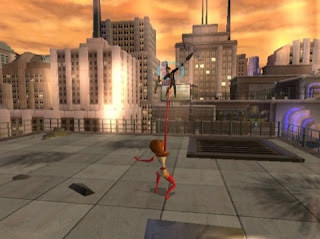 The Incredibles (PS2) 2004