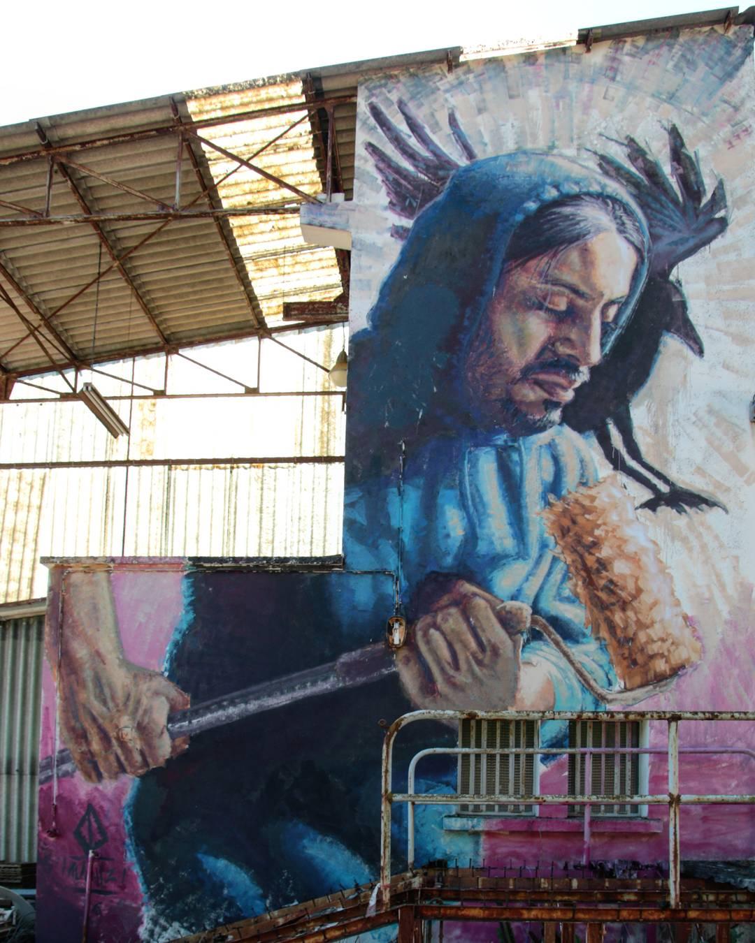 strret artiste Alaniz