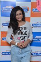 Cute Actress Misti Chakravarthi at Babu Baga Busy Team at Radio City ~  Exclusive 8th April 2017 017.JPG