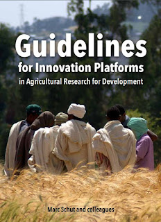 Guidelines: Innovation Platforms in Ag Res for Dev