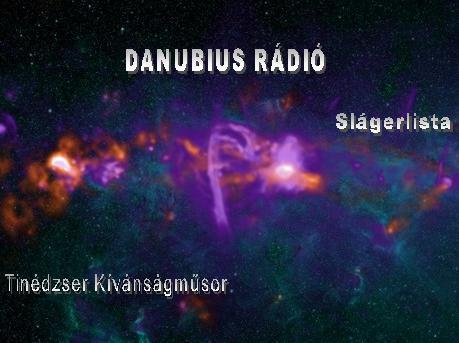 Danubius Rádió a 90-es évek elején