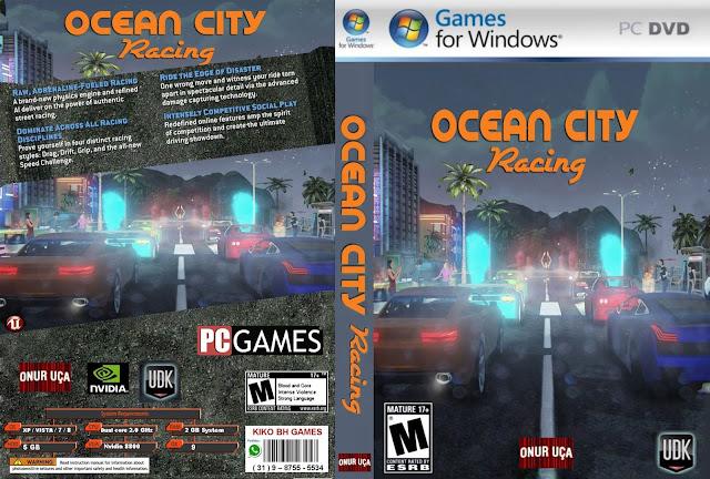 Capa Ocean City Racing PC