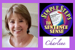 Photo of Charlene Tess, author of Simple Steps to Sentence Sense