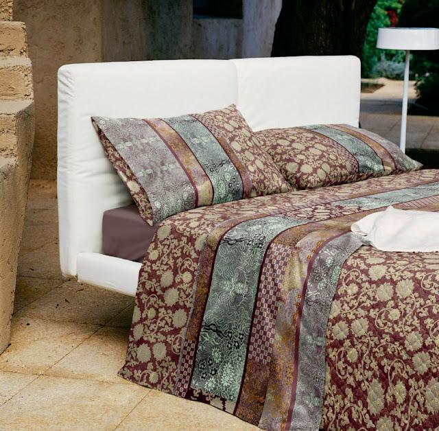 Lacca de Bassetti Granfoulard. Juego de cama . Color V5