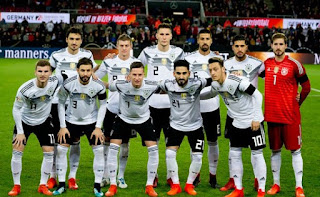 Germany vs Netherlands live Streaming Today 19-11-2018 UEFA Nations League