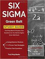 Six Sigma Green Belt Study Guide for the ASQ Exam
