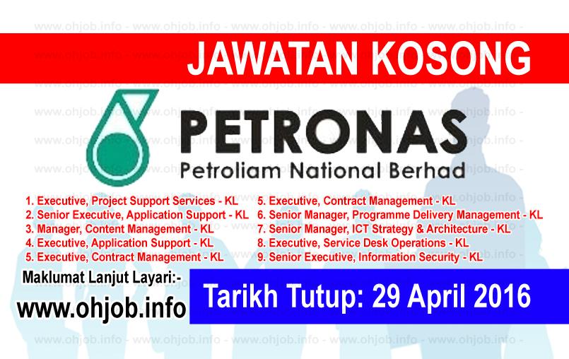 Jawatan Kerja Kosong Petronas ICT logo www.ohjob.info april 2016