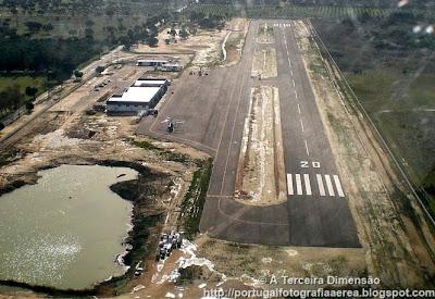 Aeródromo de Ponte de Sôr