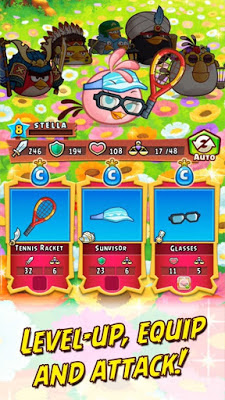 Angry Birds Fight! Mod Apk v2.5.1 Screenshot-3